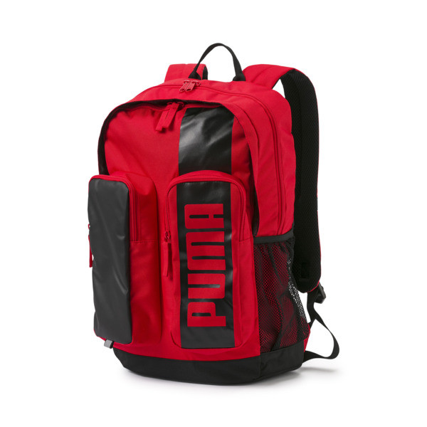 Deck Backpack II, High Risk Red, large