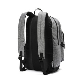 Thumbnail 3 of PUMA Deck Backpack II, Medium Gray Heather, medium