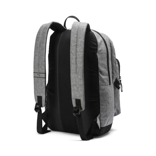 PUMA Deck Backpack II, Medium Gray Heather, large