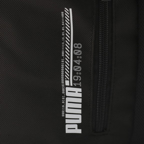 Thumbnail 5 of エナジー ロールトップ バックパック (18L), Puma Black, medium-JPN