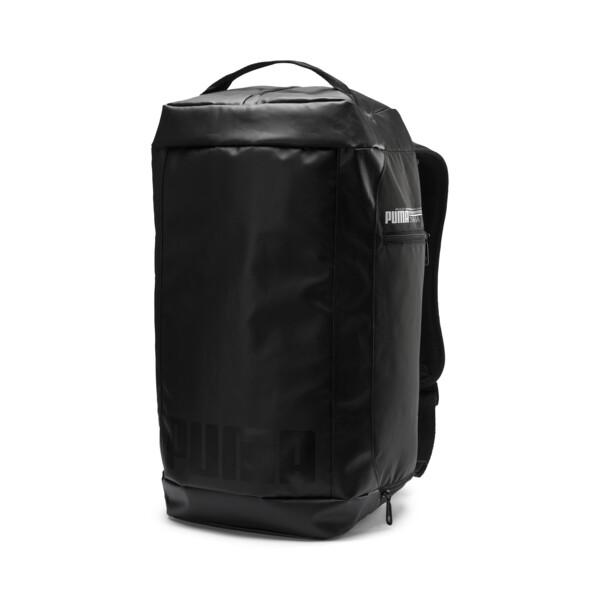 Energy 2-way Duffel Bag, Puma Black, large