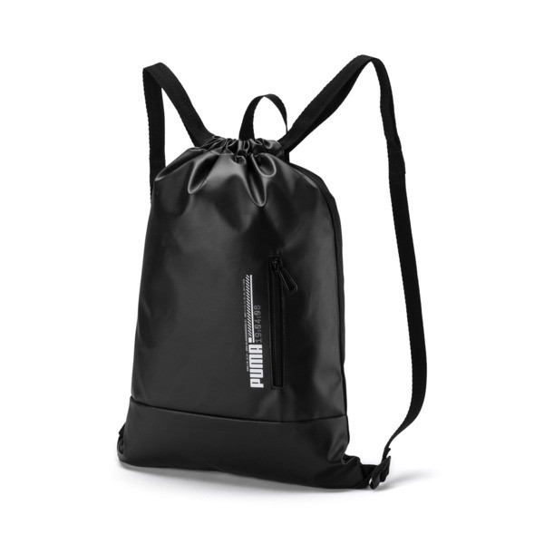 Training Gym Sack, Puma Black, large