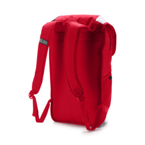 Thumbnail 4 of Ferrari Fan Rucksack, Rosso Corsa, medium