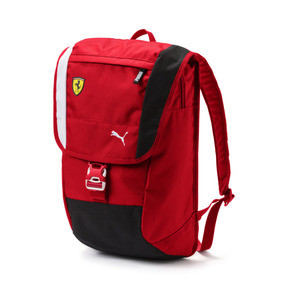 Thumbnail 1 of Ferrari Fan Rucksack, Rosso Corsa, medium