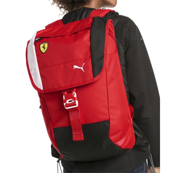 Ferrari Fan Rucksack, Rosso Corsa, large