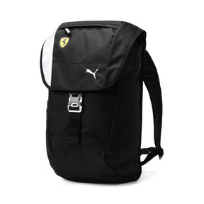 Thumbnail 1 of Scuderia Ferrari Fanwear Backpack, Puma Black, medium