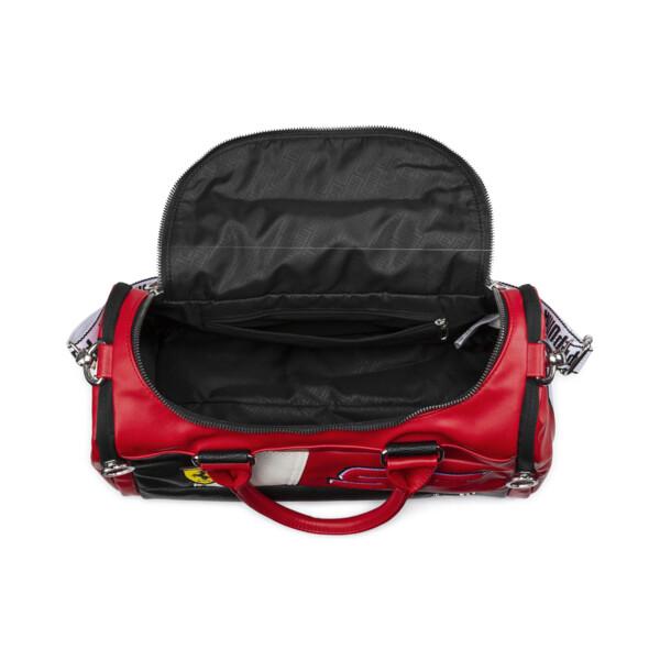 Ferrari SpeedCat Women's Handbag, Rosso Corsa, large