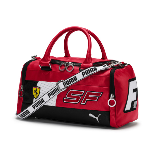 79180ef11b Sac à main Ferrari SpeedCat pour femme | Rosso Corsa | PUMA ...