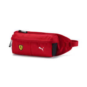 Thumbnail 1 of Scuderia Ferrari Fanwear Waist Bag, Rosso Corsa, medium
