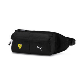 Thumbnail 1 of Ferrari Fan Waist Bag, Puma Black, medium