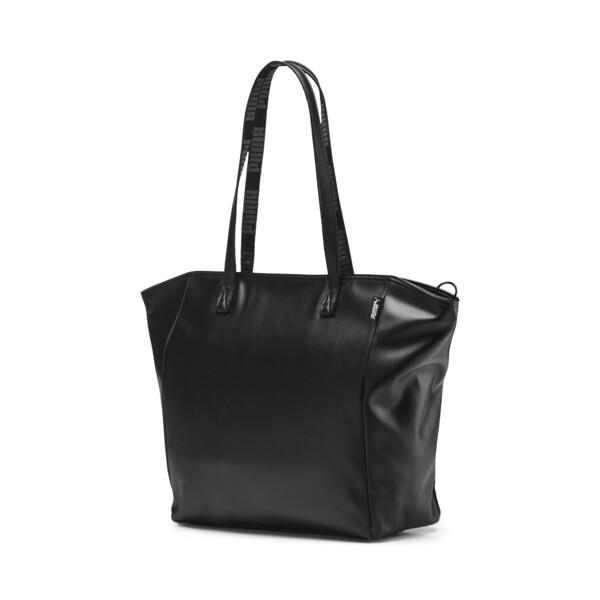 Classics Large Shopper, Puma Black, large
