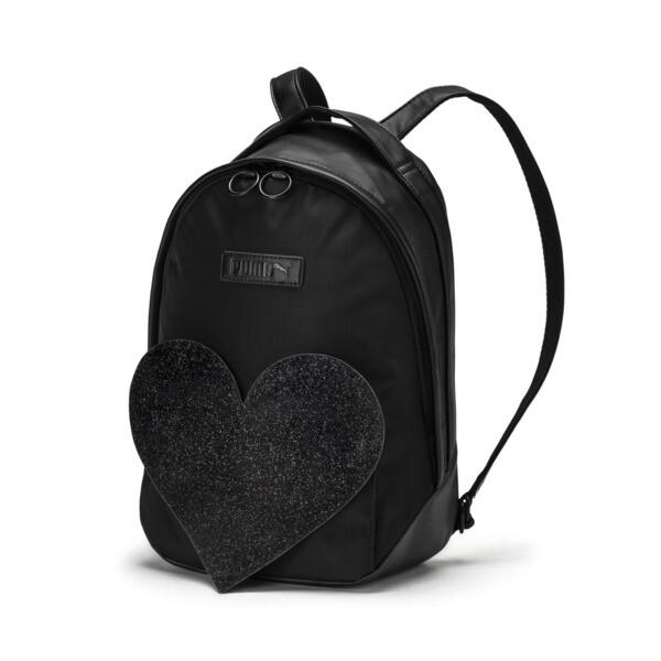 ウィメンズ プライム アーカイブ バックパック バレンタイン (7L), Puma Black, large-JPN