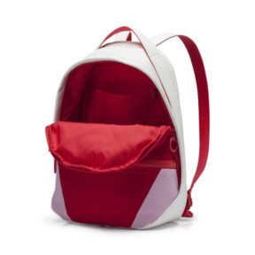 Thumbnail 4 of Prime Time Archive Backpack, Puma White-Hibiscus, medium