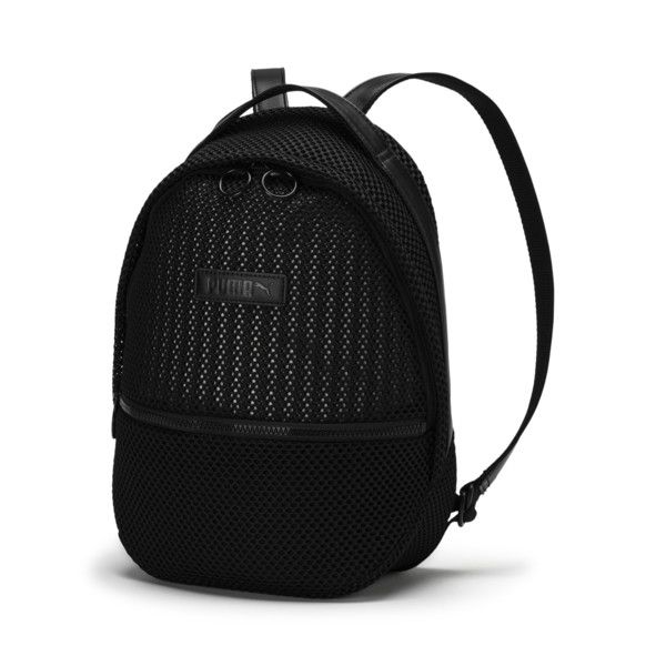 Prime Time Archive Festival Backpack, Puma Black-Puma Black, large