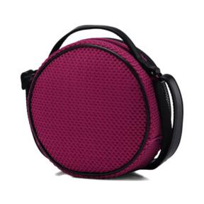 Thumbnail 2 of Prime Time Festival Round Shoulder Bag, Fuchsia Purple-Puma Black, medium