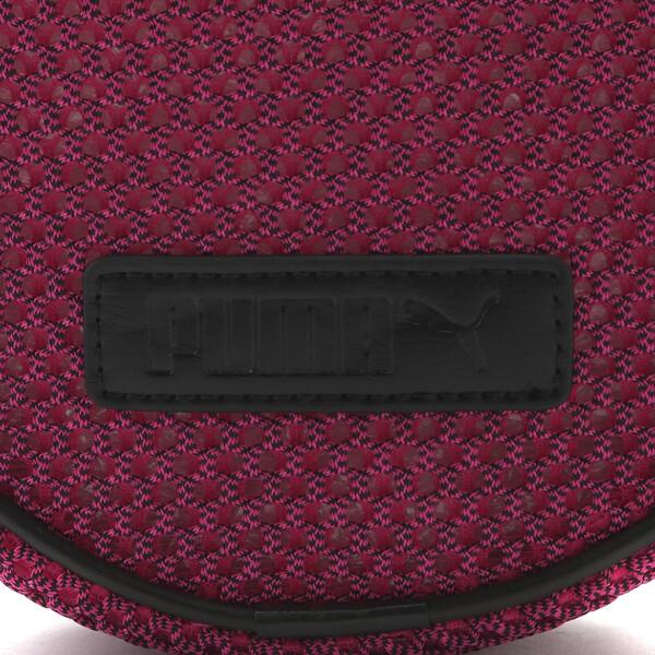 ウィメンズ プライム タイム ラウンドケース バッグ フェスティバル (2L), Fuchsia Purple-Puma Black, large-JPN