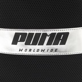 Thumbnail 5 of ウィメンズ プライム ストリート アーカイブ バックパック (7L), Puma Black-Blazing Yellow, medium-JPN