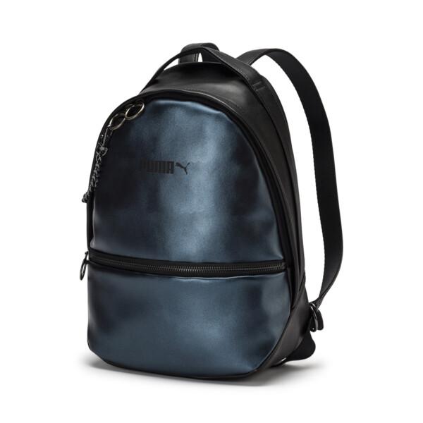 242c208404 Premium Women's Backpack, Puma Black-Iridescent, large-SEA