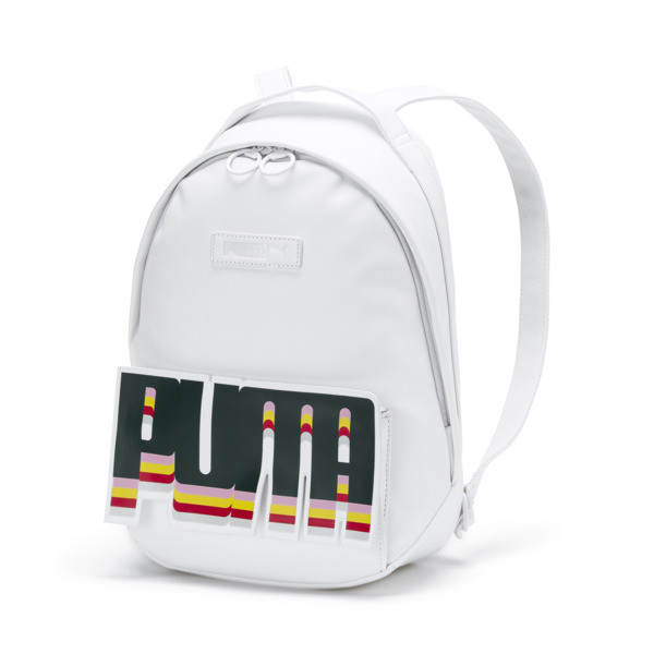 Prime Archive Backpack Clip, Puma White, large