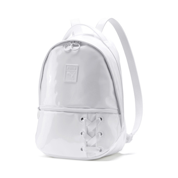 Prime Archive Crush Women's Backpack, Puma White, large