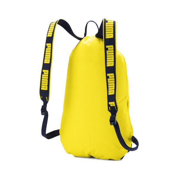 Sole Smart Backpack, Blazing Yellow-Peacoat, large