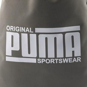 Thumbnail 5 of プーマ ソール スマートバッグ (18L), Charcoal Gray-Puma White, medium-JPN