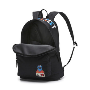 Thumbnail 3 of Sesame Street Kids' Backpack, Puma Black, medium