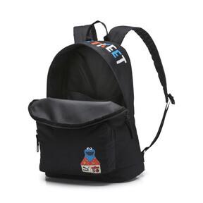 Thumbnail 3 of Sesame Street Sport Backpack, Puma Black, medium
