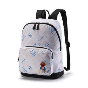 Thumbnail 1 of Sesame Street Sport Backpack, Puma White, medium