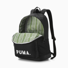 Thumbnail 5 of Originals Trend Backpack, Puma Black, medium