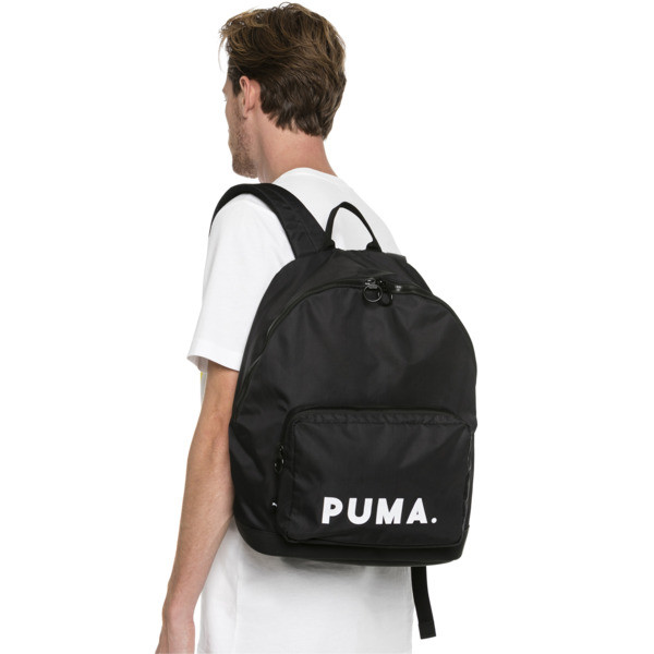 Originals Backpack Trend, Puma Black, large