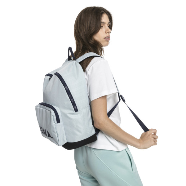 Originals Backpack Trend, Light Sky-Peacoat, large