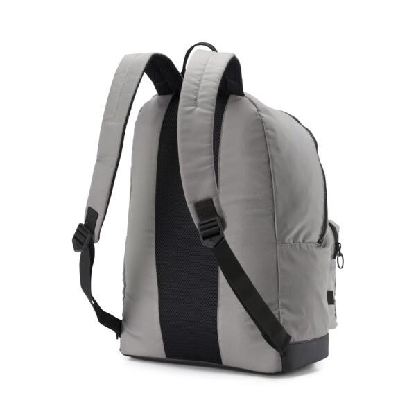 Originals Backpack Trend, Steel Gray-Puma Black, large