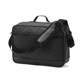 Anteprima 1 di Originals Reporter Bag, Puma Black, medio