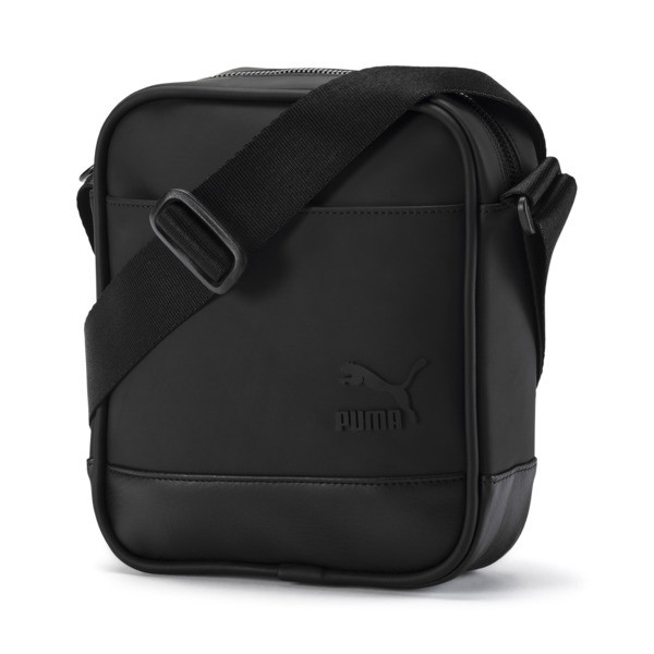 Originals Portable Bag, Puma Black, large