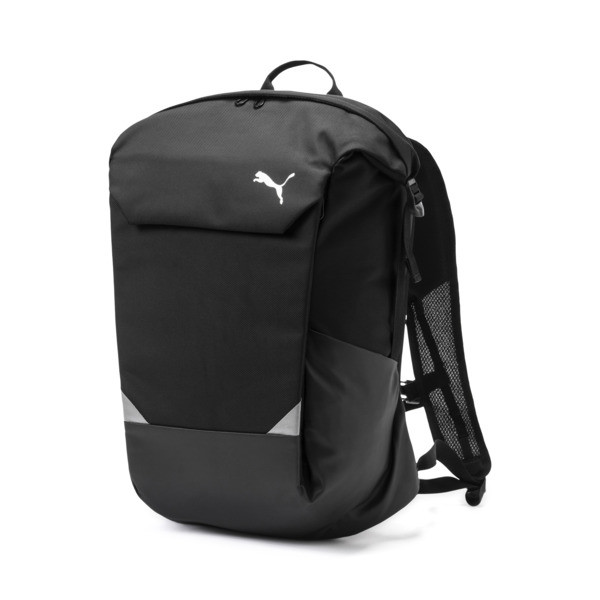 Street Backpack, Puma Black, large
