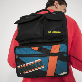 Thumbnail 3 of PUMA x HAN KJØBENHAVN Classic Backpack, Puma Black, medium