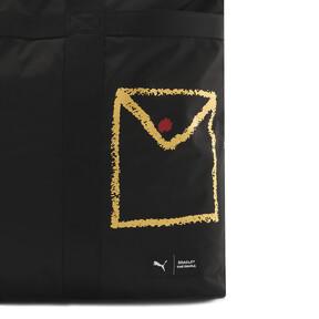 Thumbnail 10 of PUMA x BRADLEY THEODORE TOTE (20L), Puma Black, medium-JPN