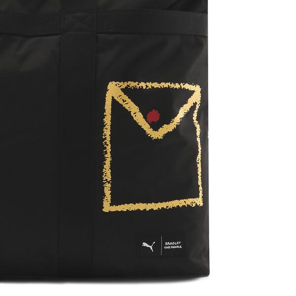PUMA x BRADLEY THEODORE TOTE (20L), Puma Black, large-JPN