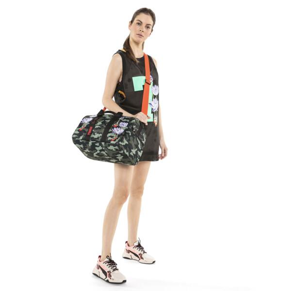 Sac de sport PUMA x SUE TSAI pour femme, Puma Black-AOP, large