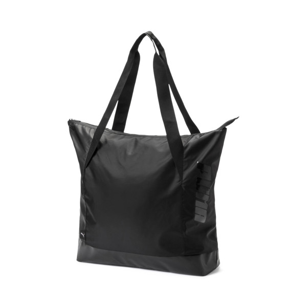 Active Training Women's Large Shopper, Puma Black, large