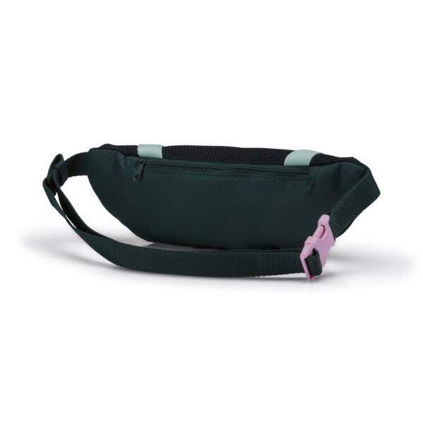 Women's Street Waist Bag, Ponderosa Pine-Fair Aqua, large