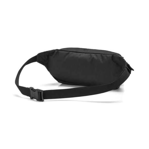 PUMA Academy Waist Bag, Puma Black, large
