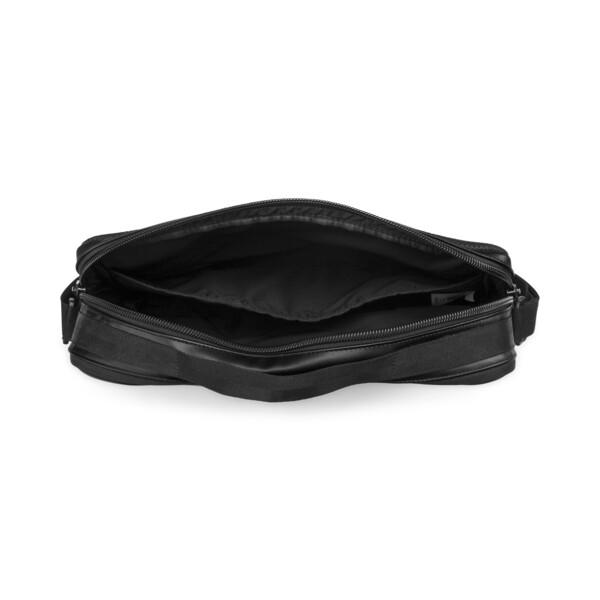 Ferrari Lifestyle Reporter Bag, Puma Black, large