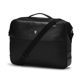 Thumbnail 1 of Ferrari Lifestyle Reporter Bag, Puma Black, medium
