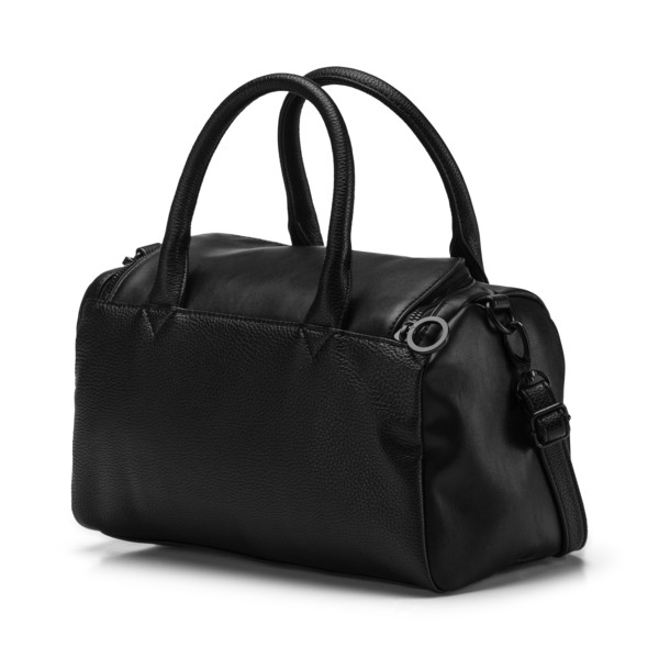 Ferrari Lifestyle Women's Handbag, Puma Black, large