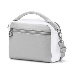 Thumbnail 2 of Ferrari Lifestyle Damen Mini Handtasche, Puma White-Gray Violet, medium