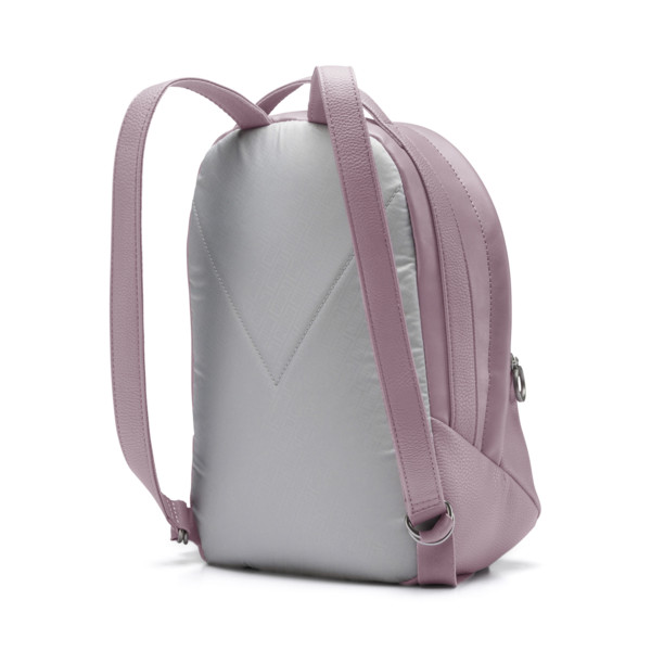 Ferrari Lifestyle Zainetto Women's Backpack, Elderberry, large