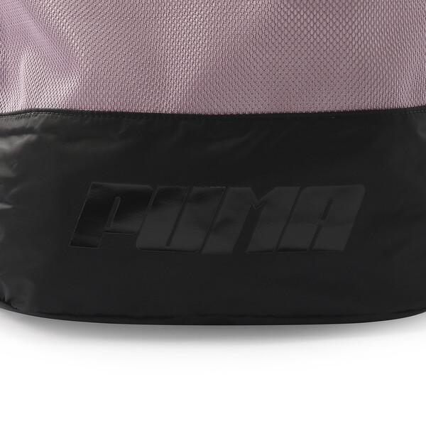 トレーニング ウィメンズ AT ジムサック (10L), Elderberry-Puma black, large-JPN