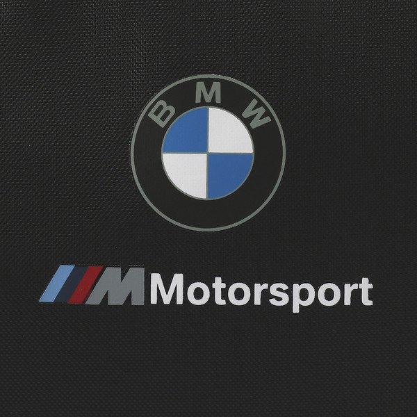 BMW M モータースポーツ ダッフル (35L), Puma Black, large-JPN